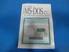 Microsoft MS-DOS 6.22 Full Version - NEW SEALED W/ COA FAST SHIPPING NEW VINTAGE