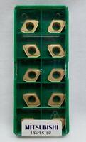 10 Qty Mitsubishi Carbide GPMT11T308-U2 UE6020  CNC Turning Carbide inserts New