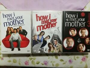 How I Met your Mother Cofanetti Stagioni 1-3