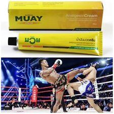 Namman Muay Thai Boxing Analgesic Cream Massage Pain Relief Muscular Sport 100 g