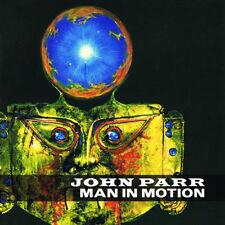 JOHN PARR - MAN IN MOTION - 2 CD SET - FACTORY SEALED