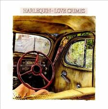 Love Crimes by Harlequin (CD, Dec-2011, Rock Candy)