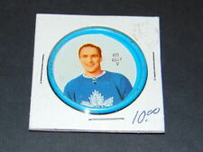 1962-63 Shirriff coin #9 Red Kelly #2