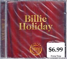 BILLIE HOLIDAY VOLUME 2 / CD VINTAGE VAULTS