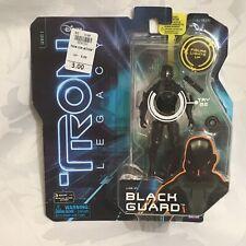 New TRON - Tron Legacy Black Guard Figures -