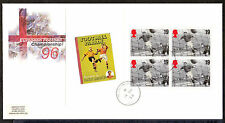 Handstamped Football Great Britain First Day Covers