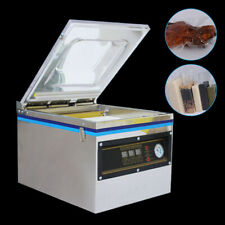 Salecommercial Vacuum Packing Sealing Sealer Machine Chamber 110v Package Usa
