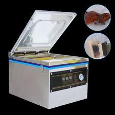 Desktop Digital Vacuum Sealer Commercial Food Chamber Packaging Machine Sealer