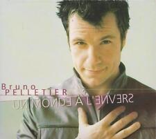 CD audio.../...BRUNO PELLETIER.../...UN MONDE A L'ENVERS....