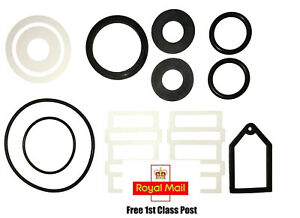 Lay Z Lazy Spa Ultimate Seal Kit - 12 seals in total - fits most AirJet models