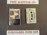 """THE MOODY BLUES DAYS OF FUTURE PASSED CASSETTE """"NIGHTS IN WHITE SATIN"""" 11"""