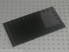 Plaque lisse noire LEGO black Tile 6178 / sets 8285 Tow Truck & TIE Fighter 9492