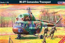 PZL MIL Mi-2 T HOPLITE (U.S. UKRAINIAN, HUNGARIAN, SOVIET MKGS) 1/72 MISTERCRAFT