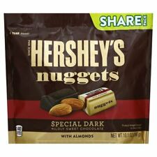 Hershey's Nuggets Special Dark Chocolate with Almonds Share Pack 10.1oz