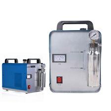 400W Sauerstoff Wasserstoff HHO Gasflamme Generator Fackel Acryl Polierer 220V