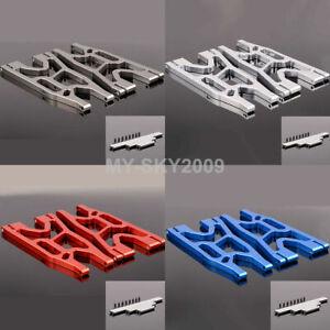 2pcs Aluminum Suspension Arms Lower 7730 & 7731 Fits 1/5 Traxxas Racing X-Maxx