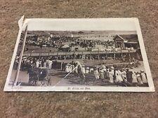 Old Postcard St Kilda On Sea