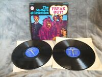 FRANK ZAPPA & The Mothers Of Invention**FREAK OUT**VERVE V6-5005-2-stereo