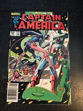 Captain America#301 Incredible Condition 9.0(1985) Avengers App!