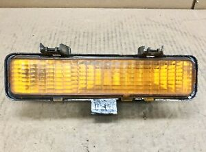 1982-1993 Chevrolet GMC S10 S15 Blazer Jimmy Turn Signal Light Parking Lamp LH