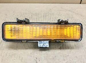 1982-1993 Chevrolet GMC S10 S15 Blazer Jimmy Turn Signal Light Parking Lamp LH