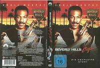 Beverly Hills Cop 1-3 Box (Triple-Amaray) DVD