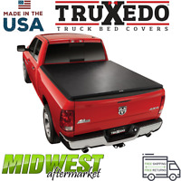 "Truxedo TruXport Roll Up Tonneau Cover Fits 2010-2018 Dodge Ram 1500 6'4"" Bed"