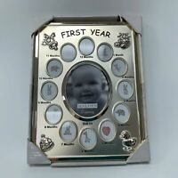 Malden International Designs 13 Opening Frame First Year Baby