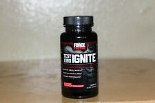 Force Factor Test X180 Ignite Test Booster Capsules, 60 Ct