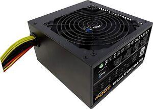 Aerocool Integrator 400 W 80 Plus Bronze Power Supply Unit with UK 3 Pin Power