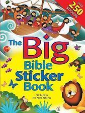 The Big Bible Sticker Book by Jan Godfrey (2017, Paperback)