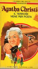 I CLASSICI DEL GIALLO MONDADORI=Agatha Christie=Il terrore viene per posta=1989