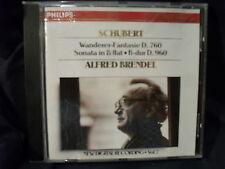 Schubert-pianoforte soanata d.760/d.960 - Alfred Brendel-NEW DIG. Rec. vol.7