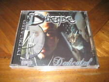 Chicano Rap CD DUENDE - Dedicated - Ese Brown TRIGGER Rik the Ruger