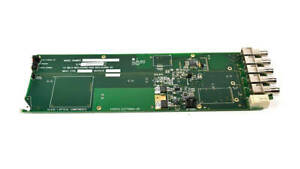 Evertz 7700DA-HD HD/SD-SDI Video Reclocking Distribution Amplifier DA - *No Back