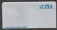 USA SCOTT # UC51 USA 22 CENT AEROGRAMME1978 EIGHT (8) ENVELOPES  MNH