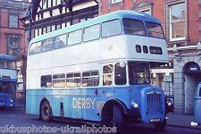 Derby City Transport BCH164B Bus Photo Ref P1513