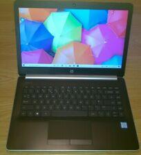 "HP 14-ck0596sa Laptop 14"" Intel Core i5 8 GB RAM 128 GB HDD Windows 10"