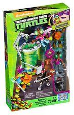 Teenage Mutant Ninja Turtles Playset Baxter Mutation Lab Mega Bloks TMNT