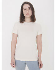 23215OW American Apparel Ladies' Organic Fine Jersey T-shirt