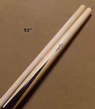 """52"""" Short 2-piece Pool Cue Junior Sneaky Pete Style Cues with FREE Shipping"""