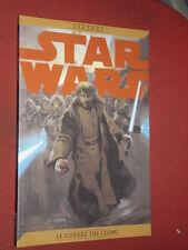 STAR WARS- LEGENDS- N°13- guerre dei cloni- PANINI-GAZZETTA DELLO SPORT- nuovo