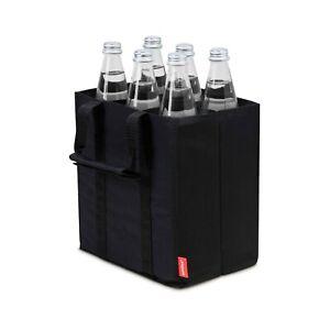 achilles 6er Bottle-Bag Flaschentasche für 6 x 1,5 Liter Flaschen Tragetasche