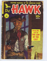 the Hawk #1 Ziff-Davis Pub 1951
