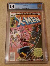 X-Men 106 CGC 9.4 Marvel Comics, freshly graded