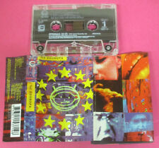 MC U2 Zooropa 1993 italy ISLAND 74321 15371-4 BONO VOX no cd lp vhs dvd