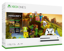 Xbox One S 1TB Minecraft Creator Console
