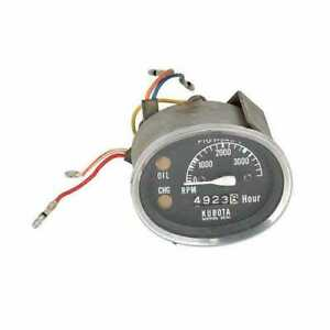 Used Tachometer Compatible with Kubota 37150-34600
