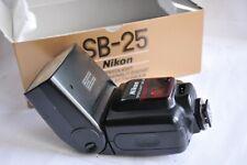 Nikon Speedlight SB-25 Blitzgerät flash