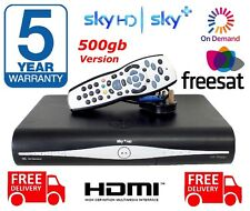 SKY+ HD BOX PVR5 - DRX890 500gb + REMOTE CONTROL + *** 5yr WARRANTY ***